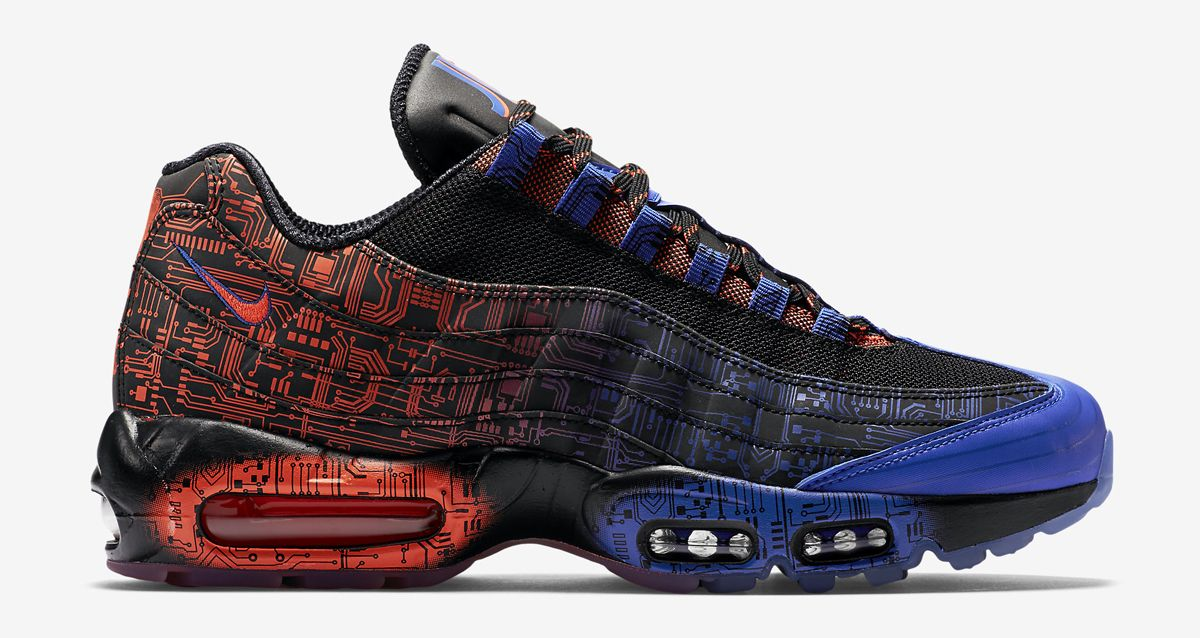 timeless design 57372 92759 You Have to See the Details on the Doernbecher Nike Air Max 95