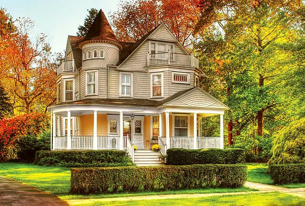 House Cranford Nj Victorian Dream House By Mike Savad Victorian Homes Dream House Pictures Mediterranean Homes
