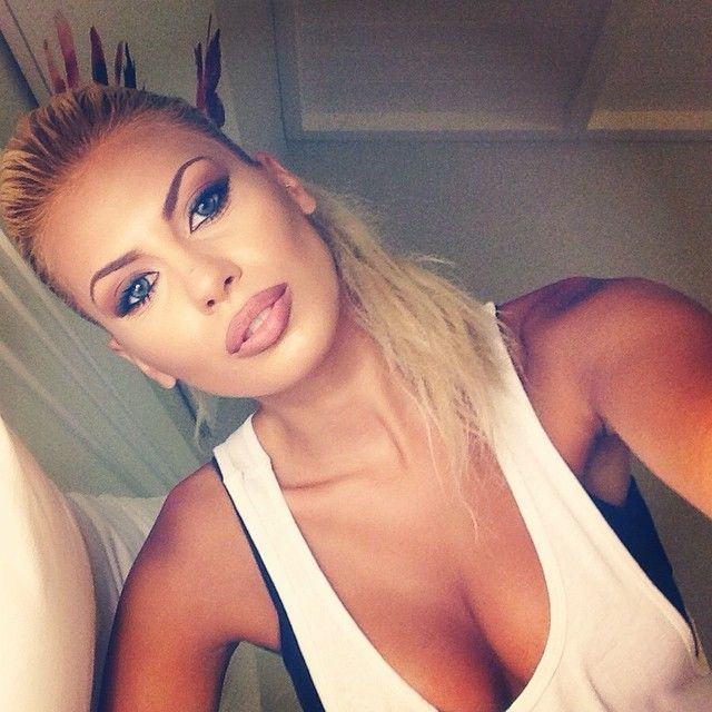 luana vjollca : ALBANIAN PEOPLE : Pinterest : Hair makeup ...