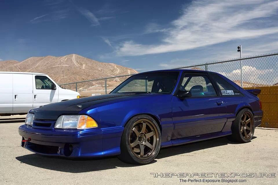 Ford Mustang Fox Body Ghost Inspiration Pinterest