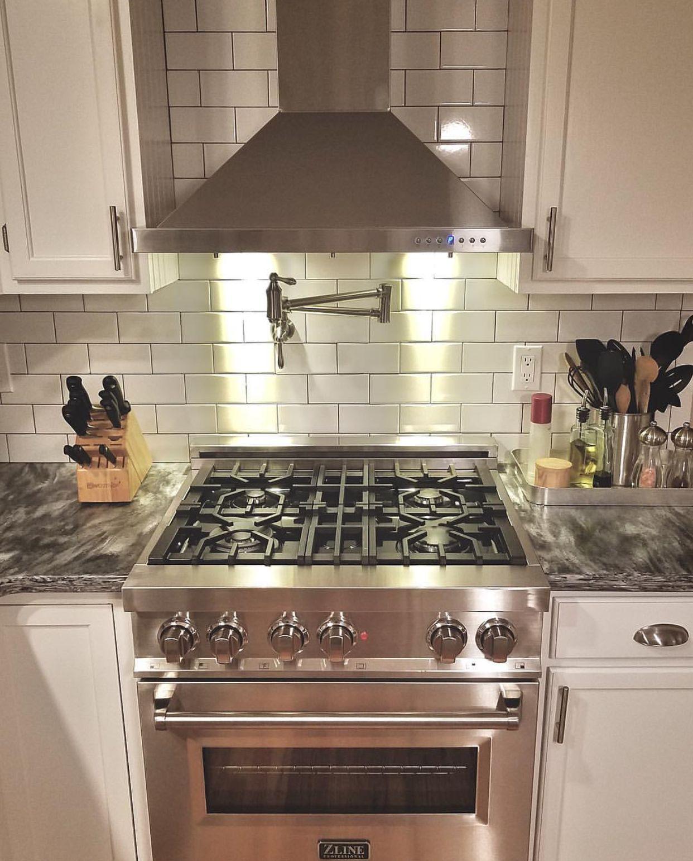 Zline 30 Professional Stainless Steel 4 0 Cu Ft 4 Gas Burner Electric Oven Range Ra30 Gas Stoves Kitchen Kitchen Range Hood Kitchen Countertops Laminate