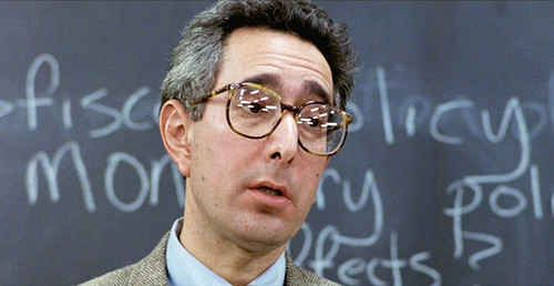 Image result for ferris bueller ben stein teacher