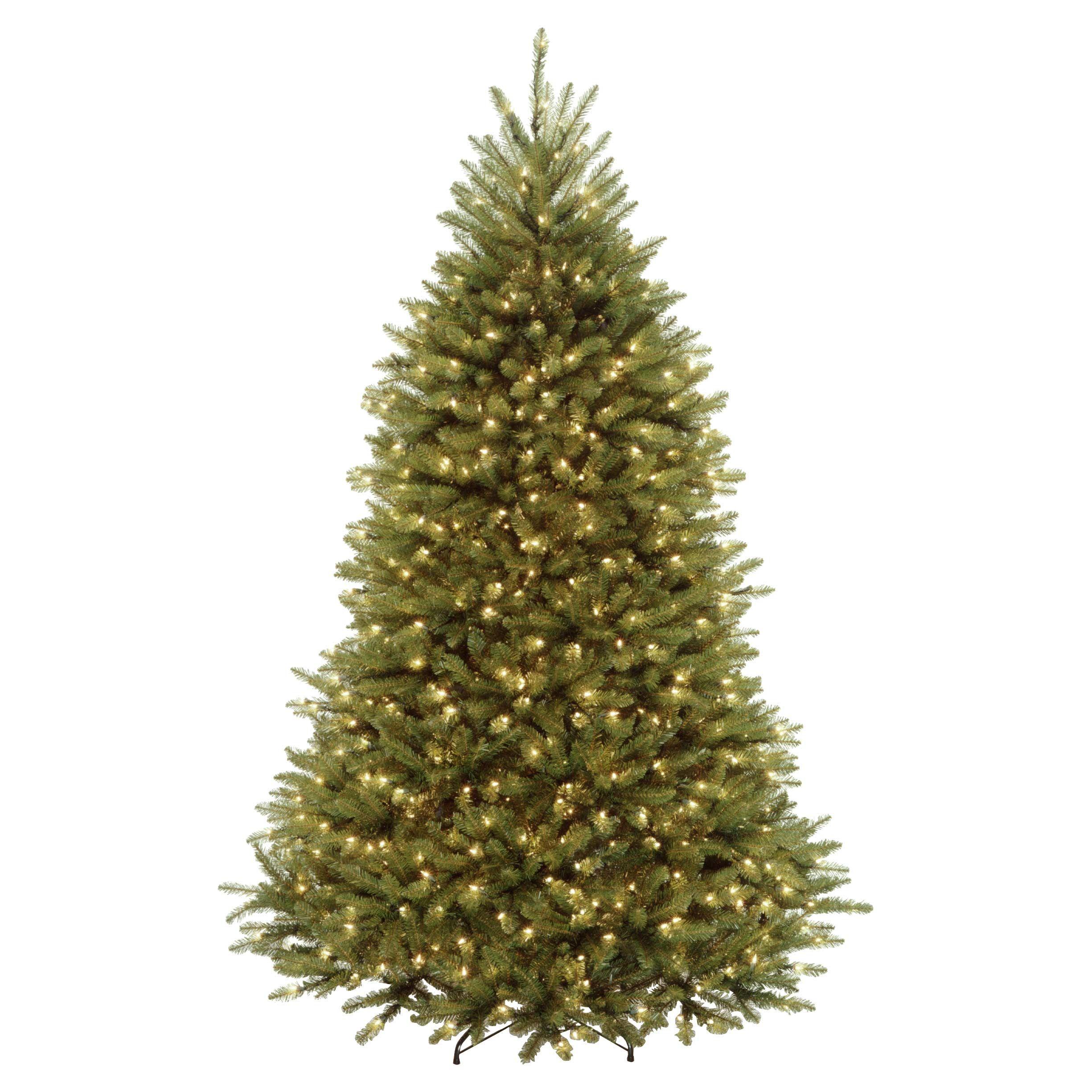Jacob 7 5ft Fir Christmas Tree Power Connect With 600 Dual Color Lights Fir Christmas Tree Pre Lit Christmas Tree Christmas Tree Lighting