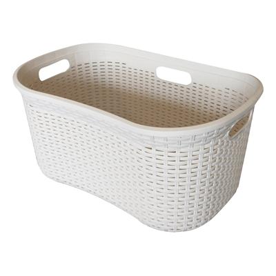 Modern Homes Hamper 6753 40l Laundry Basket Basket Modern