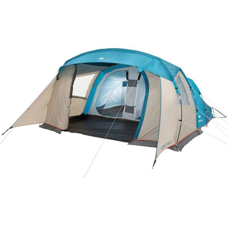 199 99 Groupe 3 Arpenaz Family 5 2 Quechua Tente Camping Familiale Camping Familial Tente Familiale