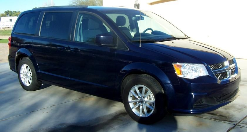 2014 Dodge Grand Caravan Sxt V6 6 Spd Auto Trans Working Front And Rear Heat Ac Power Door Locks And Windo Grand Caravan Caravans For Sale Dodge