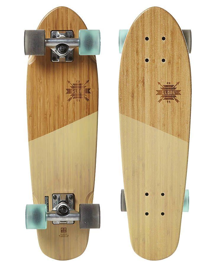 globe blazer cruiser skateboard bamboo almond boards. Black Bedroom Furniture Sets. Home Design Ideas