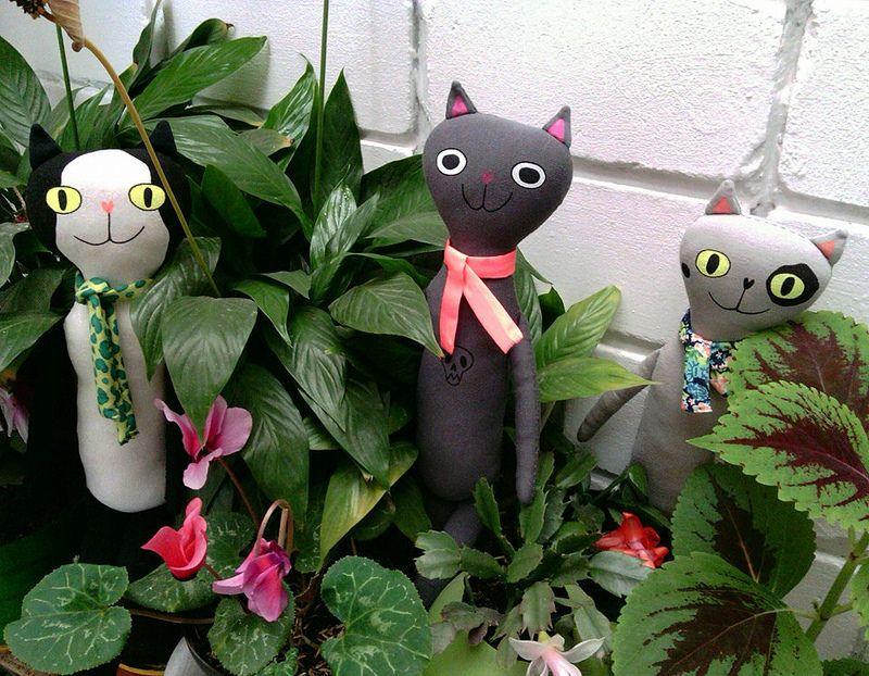 gatitos   por Dear Mar