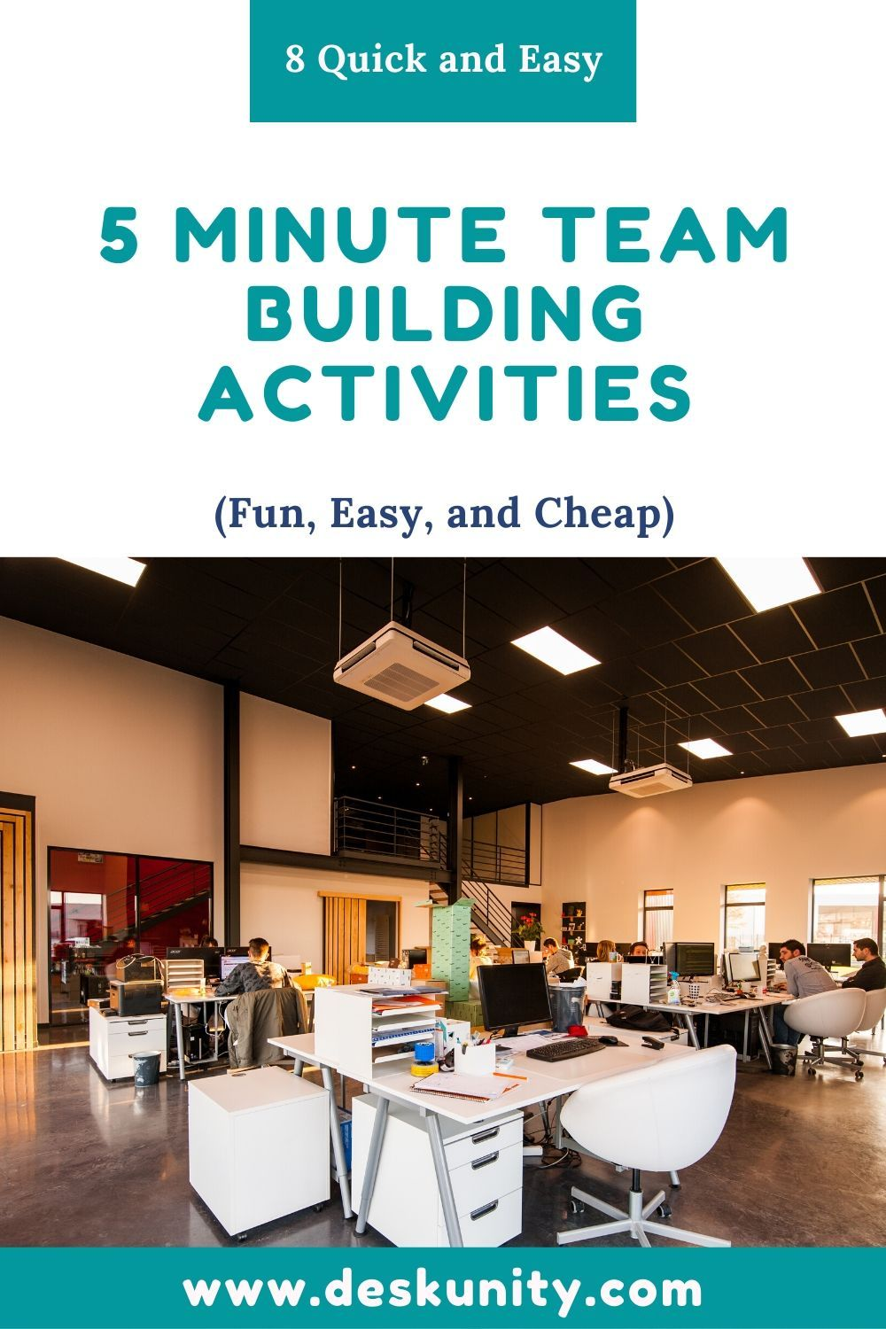 8 Quick And Easy 5 Minute Team Building Activities Your Team Will Heart If You Have Ever In 2020 Team Building Activities Quick Team Building Activities Team Building