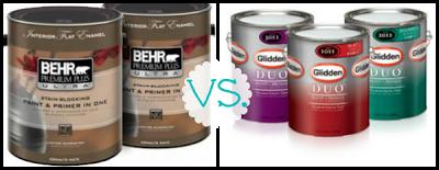 behr v glidden paint comparison glidden paint glidden on behr paint comparison chart id=40674