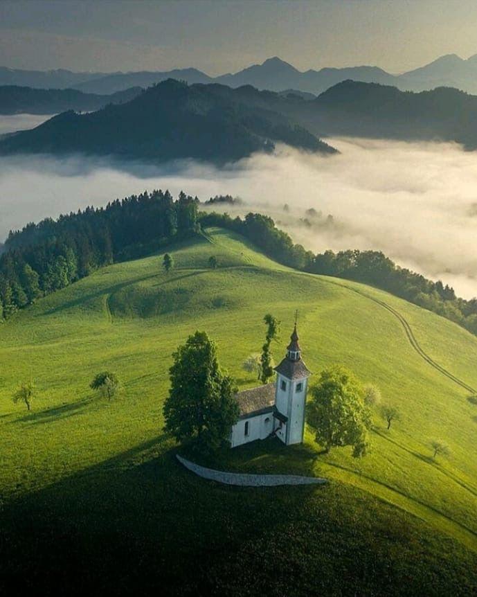Sveti Tomaz Brezovica Slovenia Cool places to visit Travel fun Beautiful nature