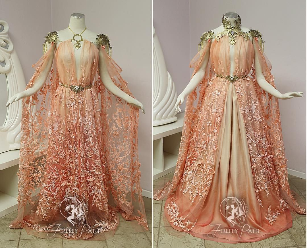 d491654e60b87 DeviantArt: More Like Hannah Alexander Art Nouveau Tinkerbell by Firefly- Path | Costume | Vestidos, Trajes, Baile de mascaras