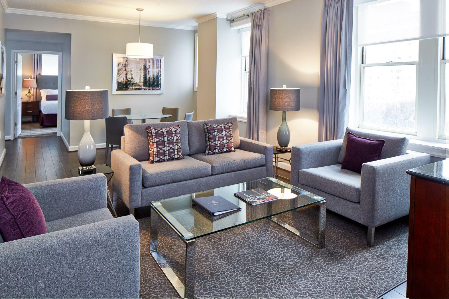 23 Colorful Bedroom Hotel Suites In Atlanta References