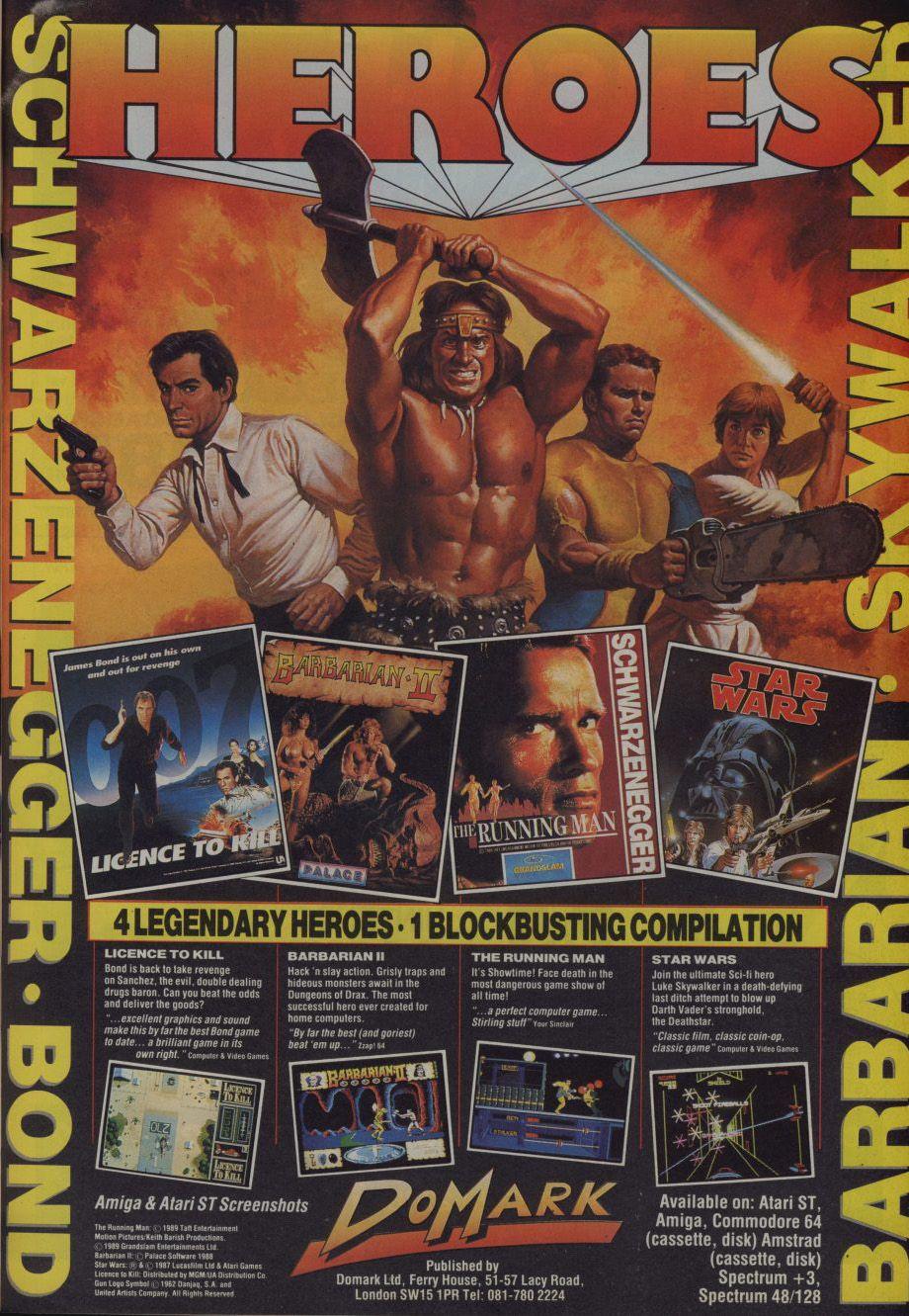 Heroes (1990)