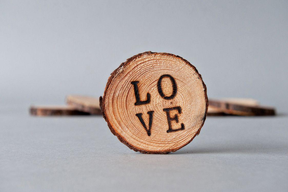 Diy wood burned coasters darby smart decor gift idea diy