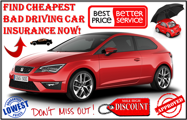Tips To Secure Cheap Auto Insurance for Bad Driving Record