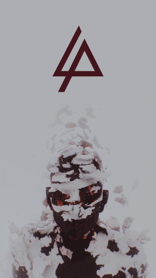 Living Things Album Cover Wallpaper Linkin Park