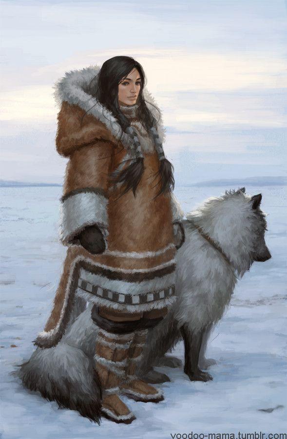 Inuit, Mariana G