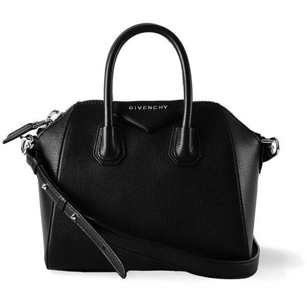 Givenchy Antigona Mini Tote Bag 1 012 Found On Polyvore Mini Tote Bag Givenchy Tote Bag Bag Accessories