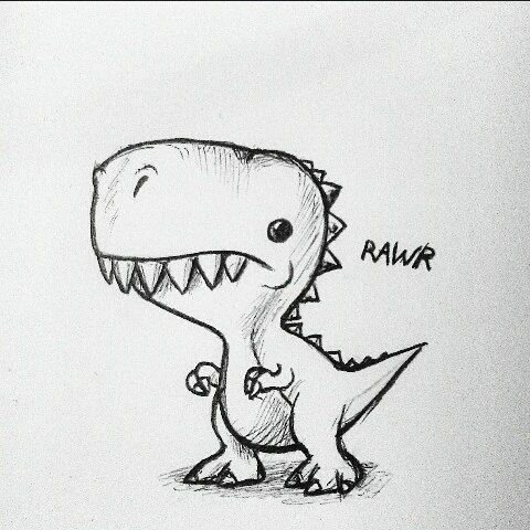Pin By Kalee Leung On Cricut Ideas Drawings Dinosaur Illustration Dinosaur Drawing