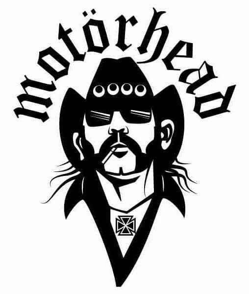 Motörhead Lemmy | Metal | Pinterest | Plotten und Vorlagen