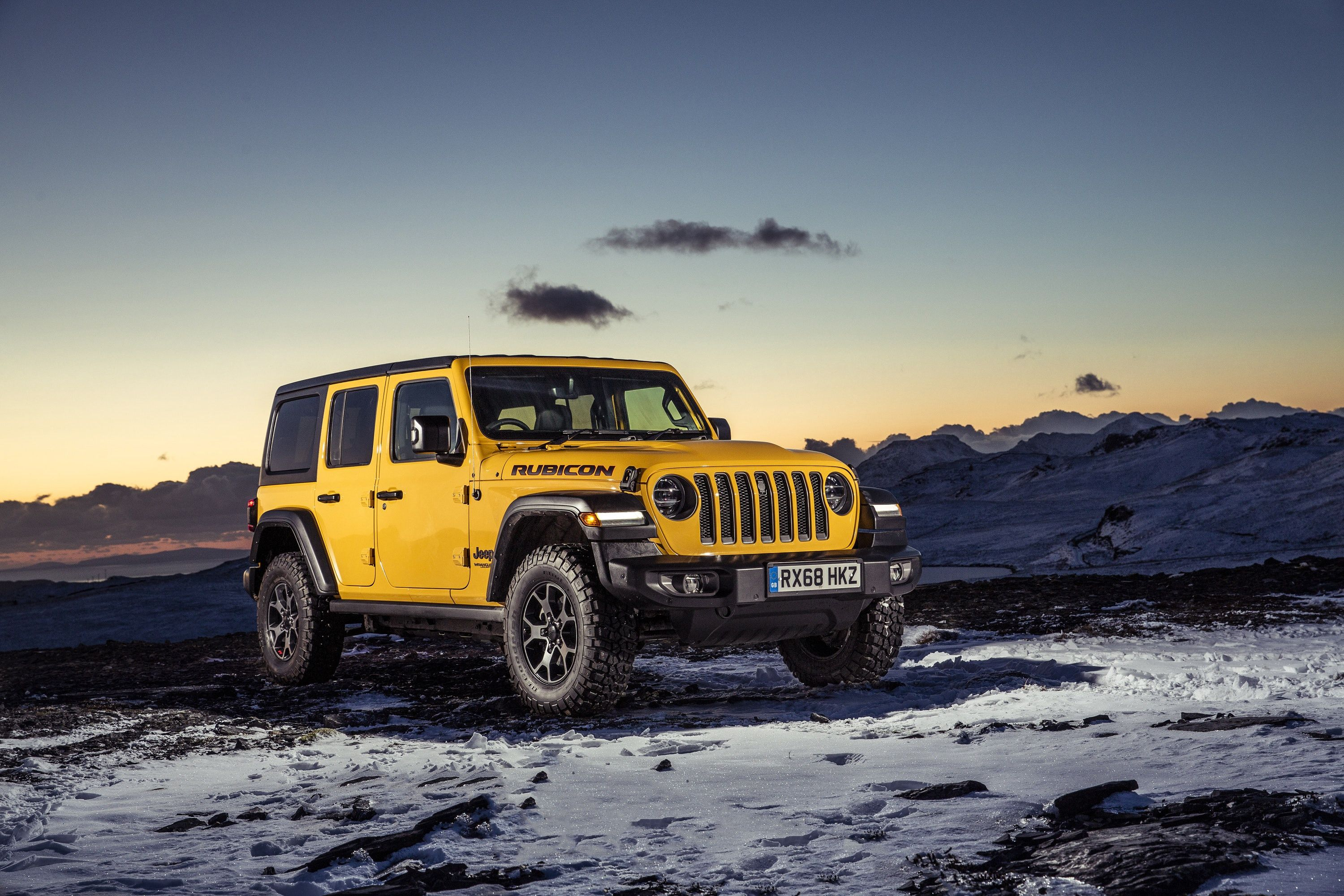 The Wrangler Is A No Nonsense Bruiser Of An Off Road Vehicle The
