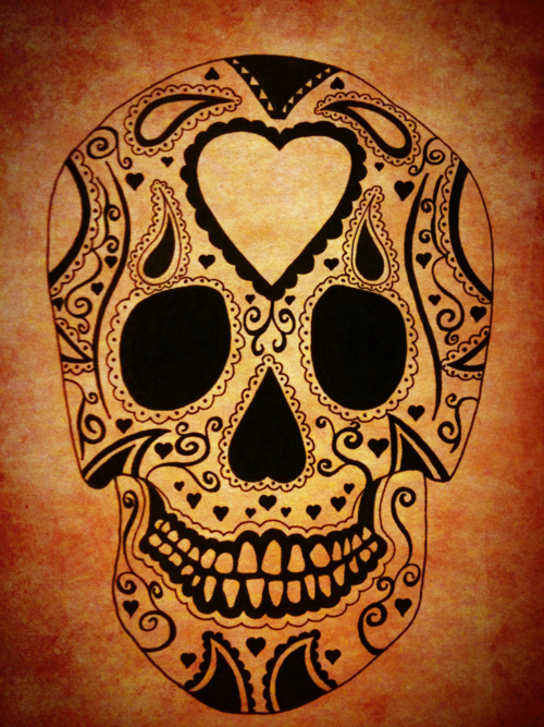 You can 39 t get a dia de los muertos tattoo and not get lots for Inked temptations tattoo studio