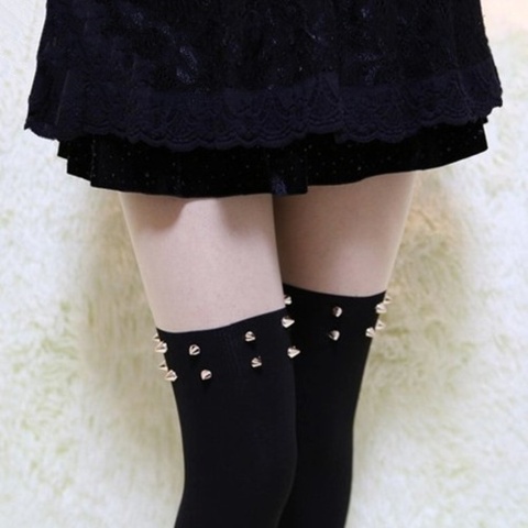 877fdb80e03 ... Online Store Powered by Storenvy. Cute harajuku rivet cosplay tights  Use coupon code