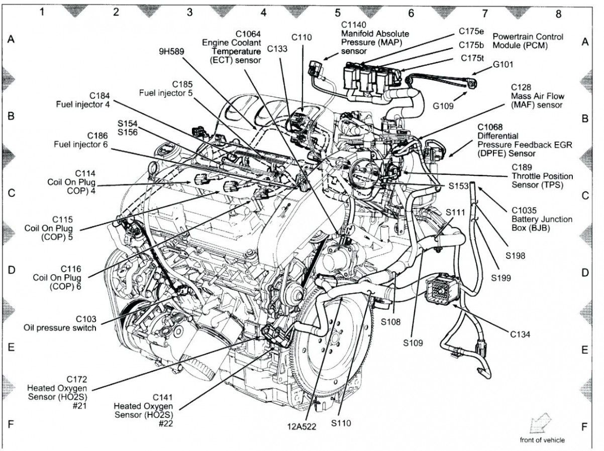 7 7 Vortec Engine Diagram Download Tool 7 7 Vortec Engine