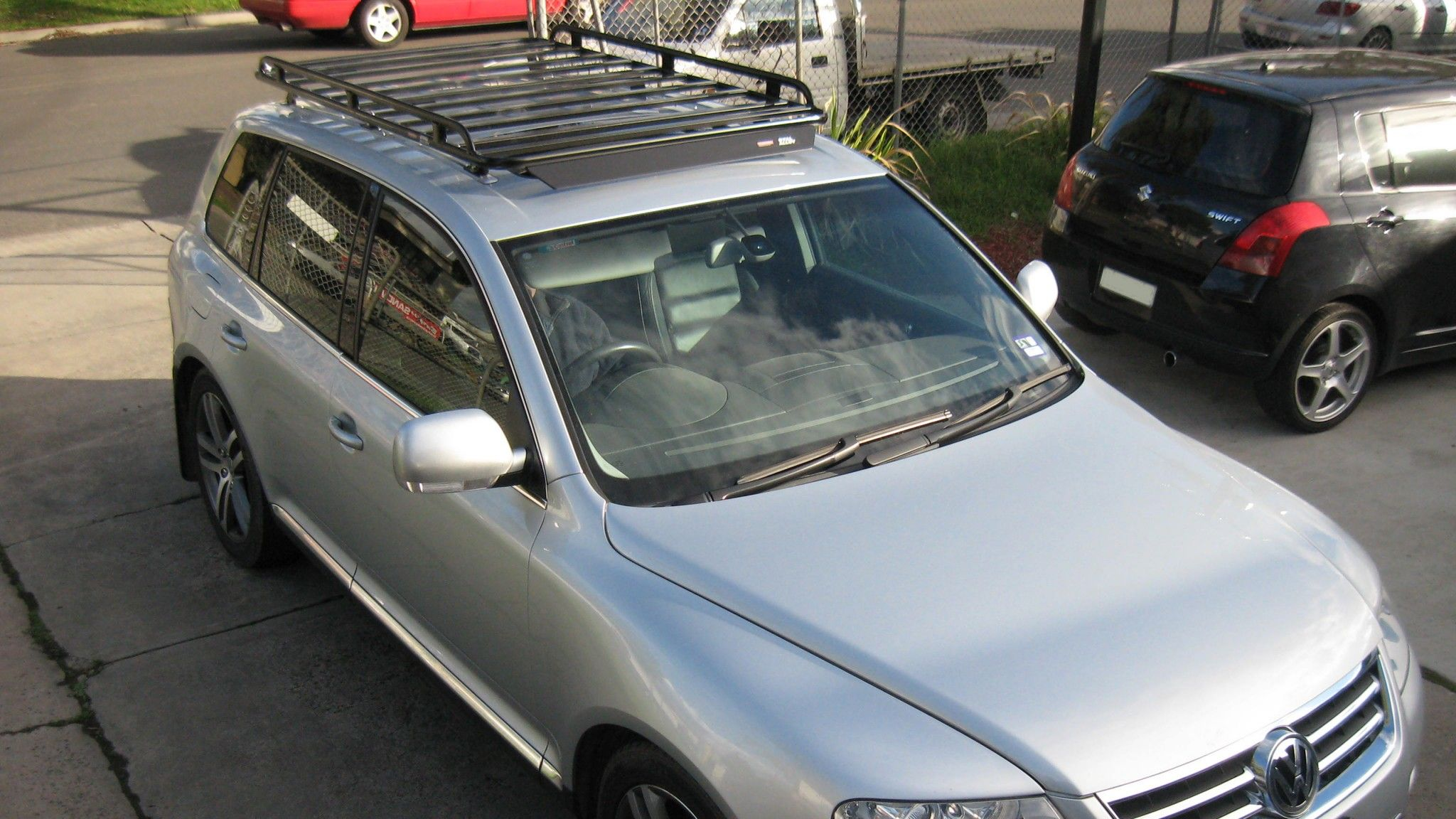 K9 Roof Rack Club Touareg Forums Roof Rack Car Roof Racks Roof