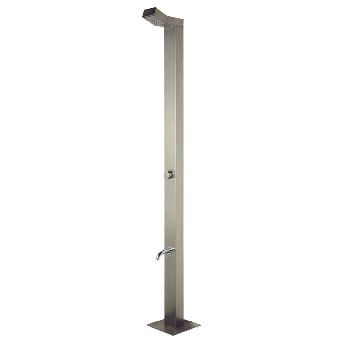Nice Tanta Outdoor Freestanding Stainless Steel Shower Panel