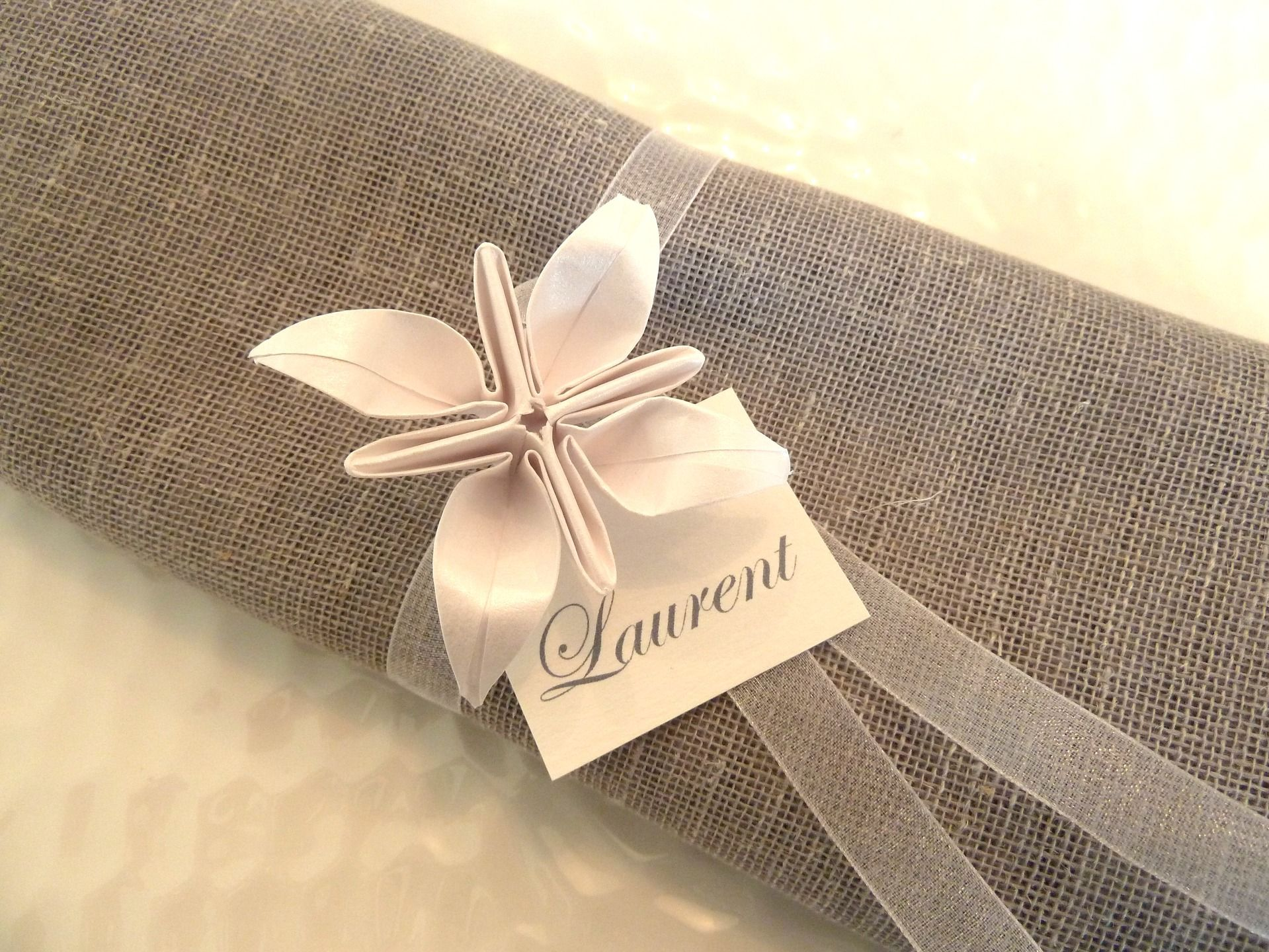 Mariage, origami and cuisine on pinterest