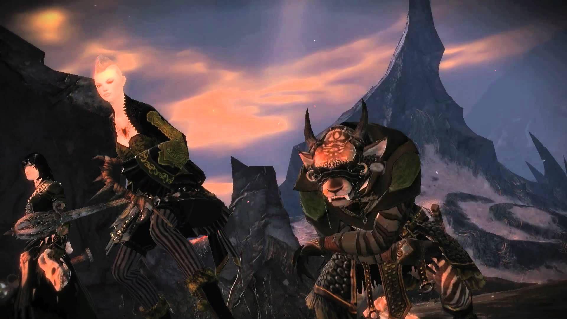 Guild Wars 2 Necromancer Skills Guild Wars Necromancer Guild Wars 2