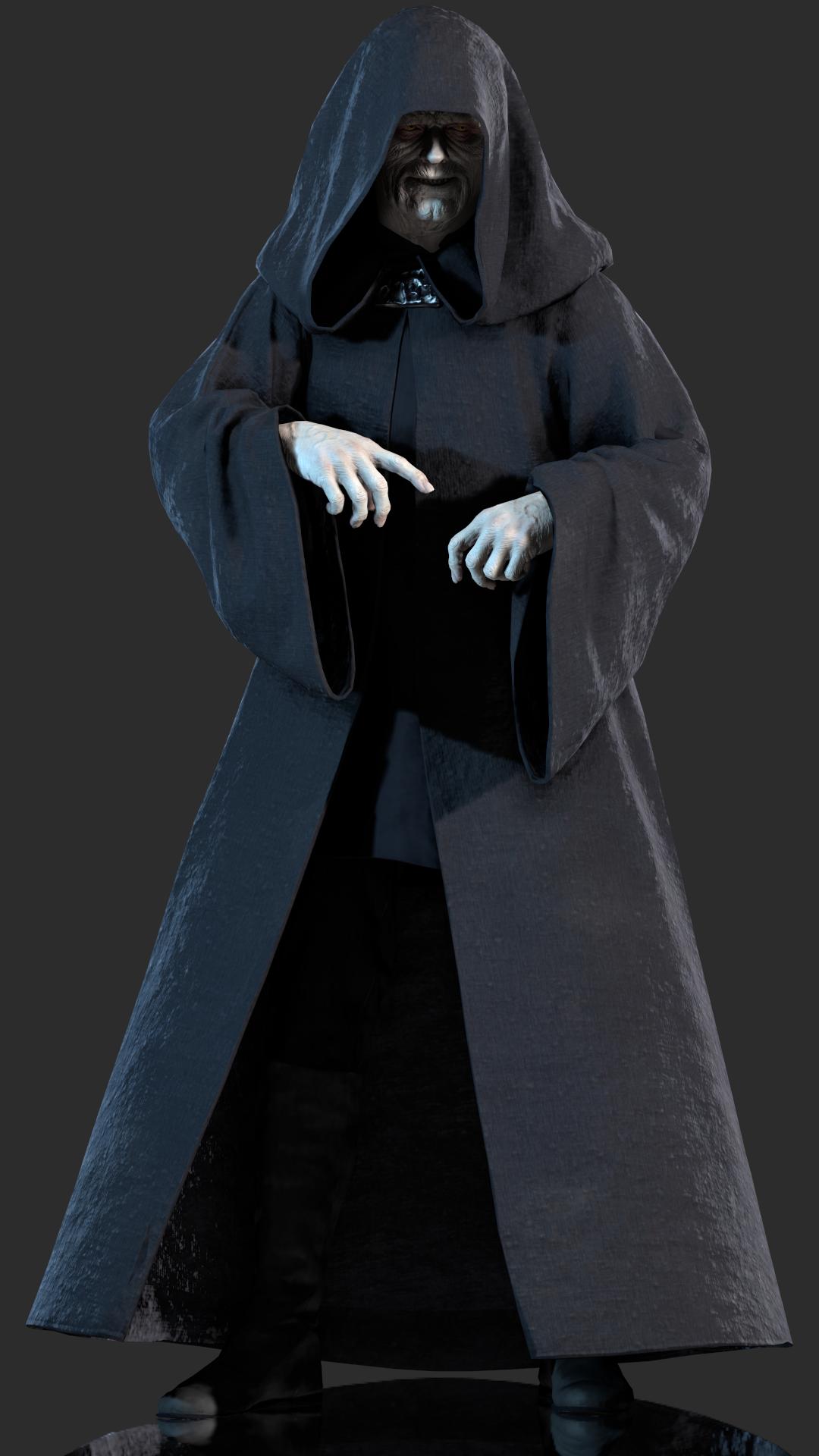 Emperor Sheev Palpatine By Yare Yare Dong Star Wars Cartoon Star Wars Empire Star Wars Sith