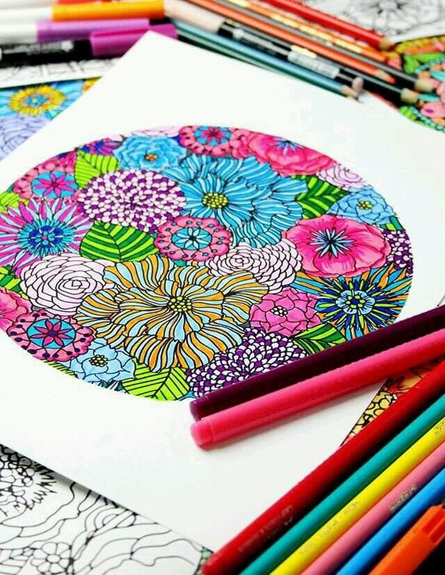 Alisaburke Coloring Pages Pintura Creyones
