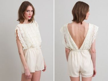 Day After Wedding Outfit The Bedford Romper And I M Getting