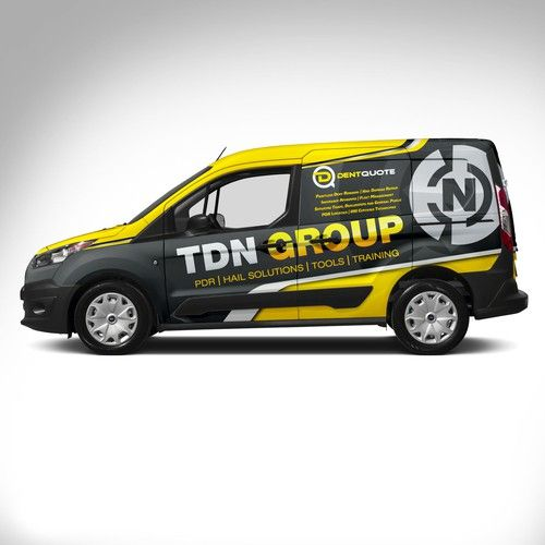 Runner Up Design By J Chaushev Car Wrap Design Van Wrap Car