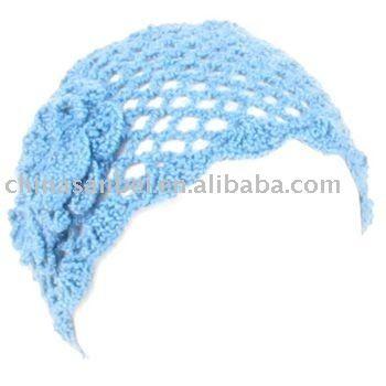 crochet cotton headband hairband