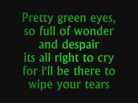 Ultrabeat Pretty Green Eyes Lyrics Green Eye Quotes Green Eyes Quotes Deep