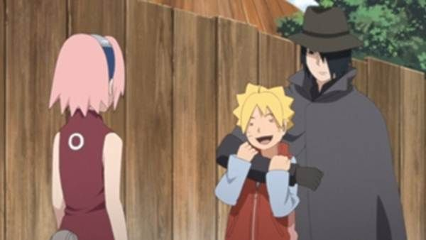 Boruto Naruto Next Generations Capitulo 129 Boruto Episodes Boruto Sakura And Sasuke