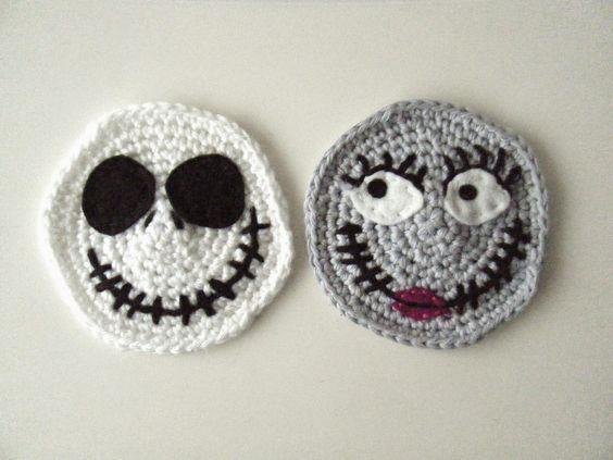 La souris aux petits doigts: C'est bientôt Halloween! (DIY crochet facile)