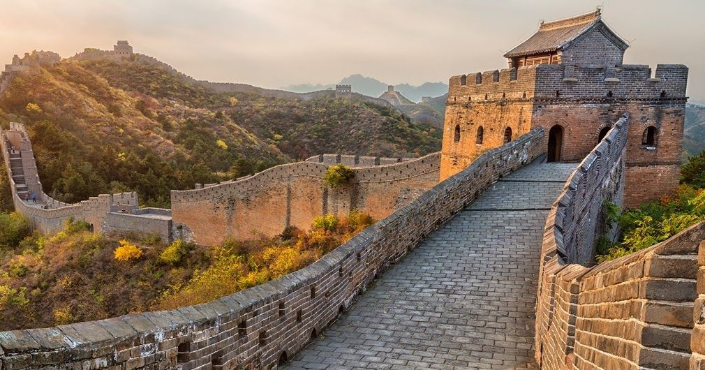 the great wall of china built fact and history great on the great wall of china id=48445