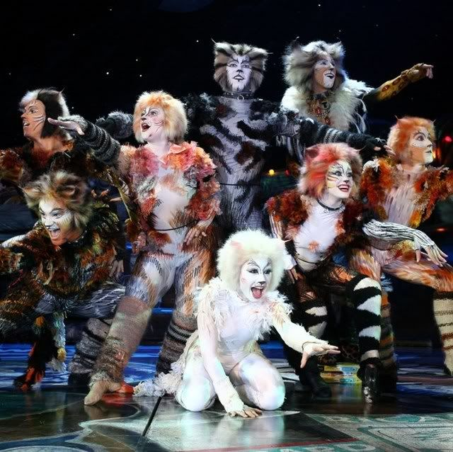 Love Changes Everything Lyrics Cats Musical Broadway History
