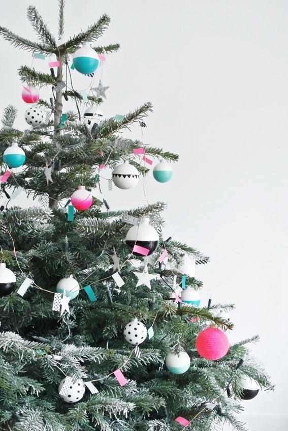 My Attic Attic, Beautiful christmas trees and Christmas tree - white christmas tree decorations