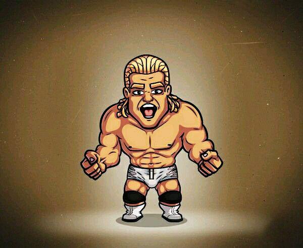 Dolph Ziggler   CARTOON CHARACTERS OF WWE   Pinterest