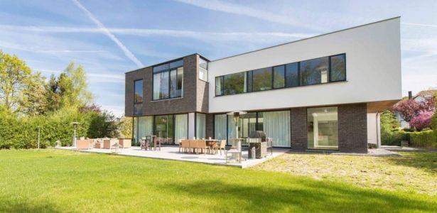 Magnifique maison contemporaine rénovée à vendre en Belgique