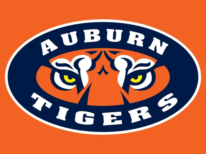 auburn tigers football logo nfl team logos clip art weagle rh pinterest com auburn logo svg auburn logo images