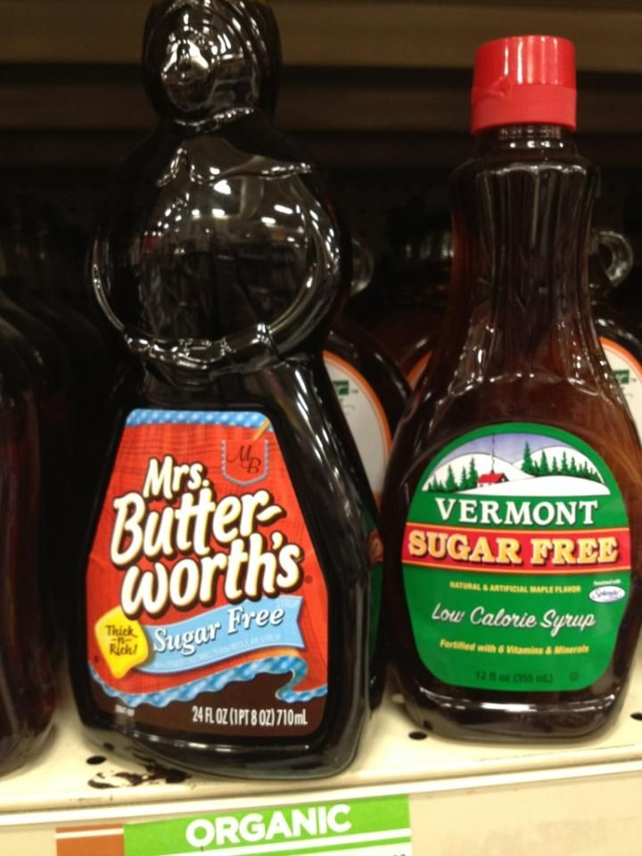 There are 20 calories in a 1/4 cup serving of Mrs. Butterworth's Sugar Free Syrup.  Calorie breakdown: 0% fat, 0% carbs, 100% protein.