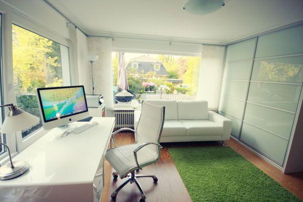 Diseño y decoración de interiores para oficinas en casa #19 | Diseño ...