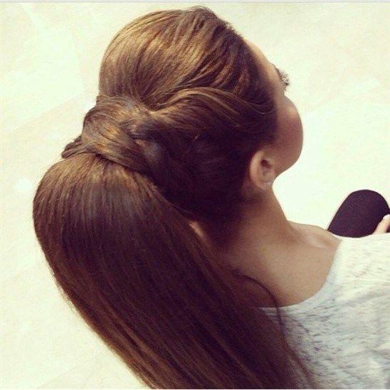 Ounousa تسريحات مميزة جدا للشعر الطويل Hair Styles Beauty Hair
